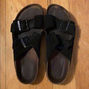 Birkenstock's Black Sandal